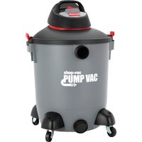 14Gal Pump Wet/Dry Vac