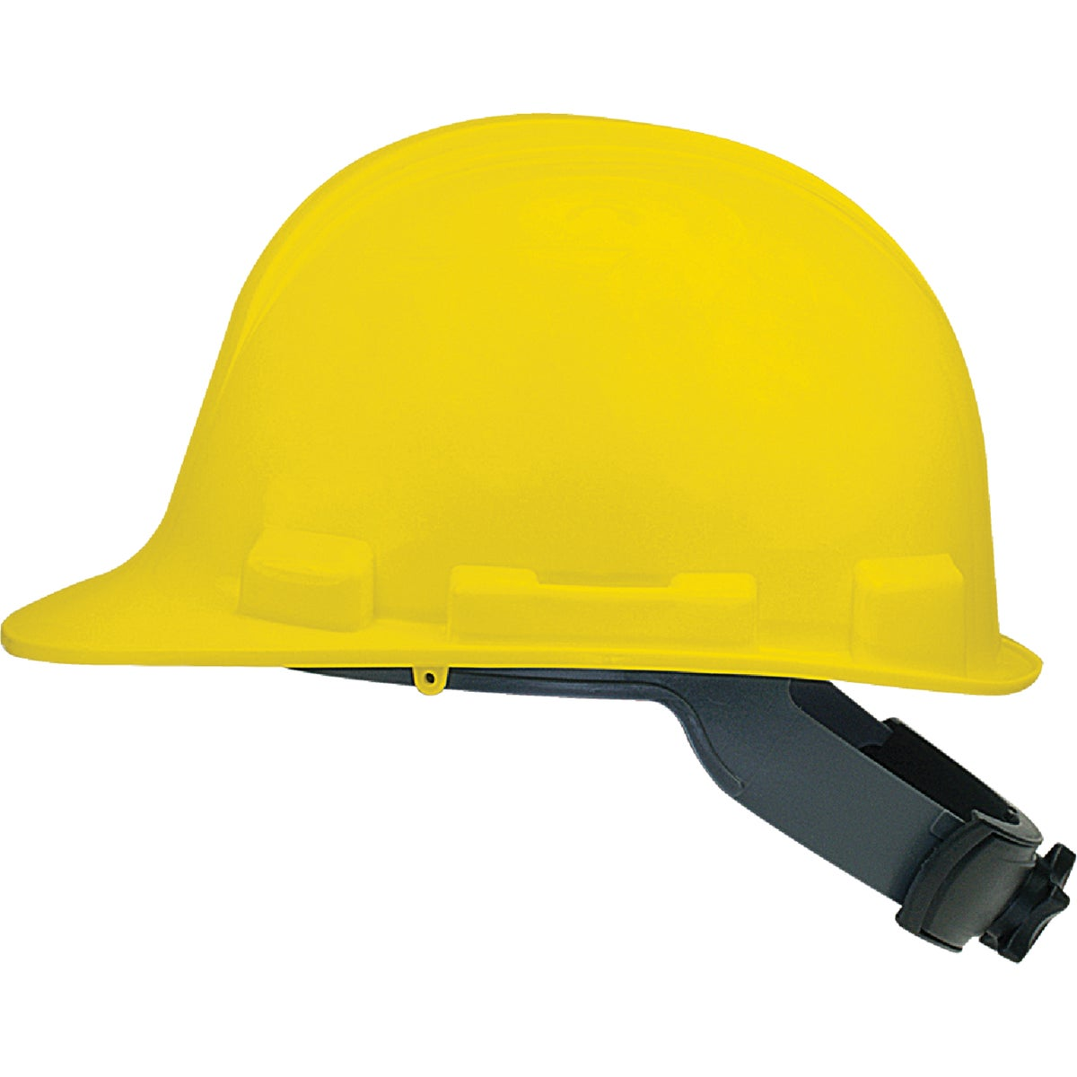 RATCHET YELLOW HARD HAT - 475360 by Msa Safety