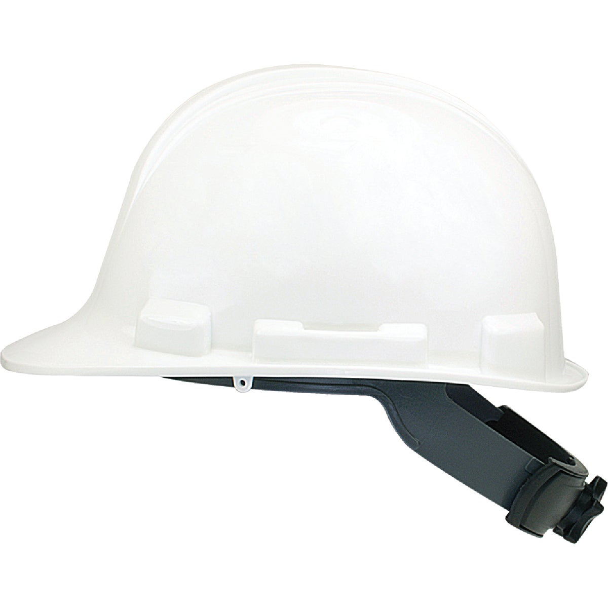 WHT RATCHETING HARD HAT - 818064 by Msa Safety