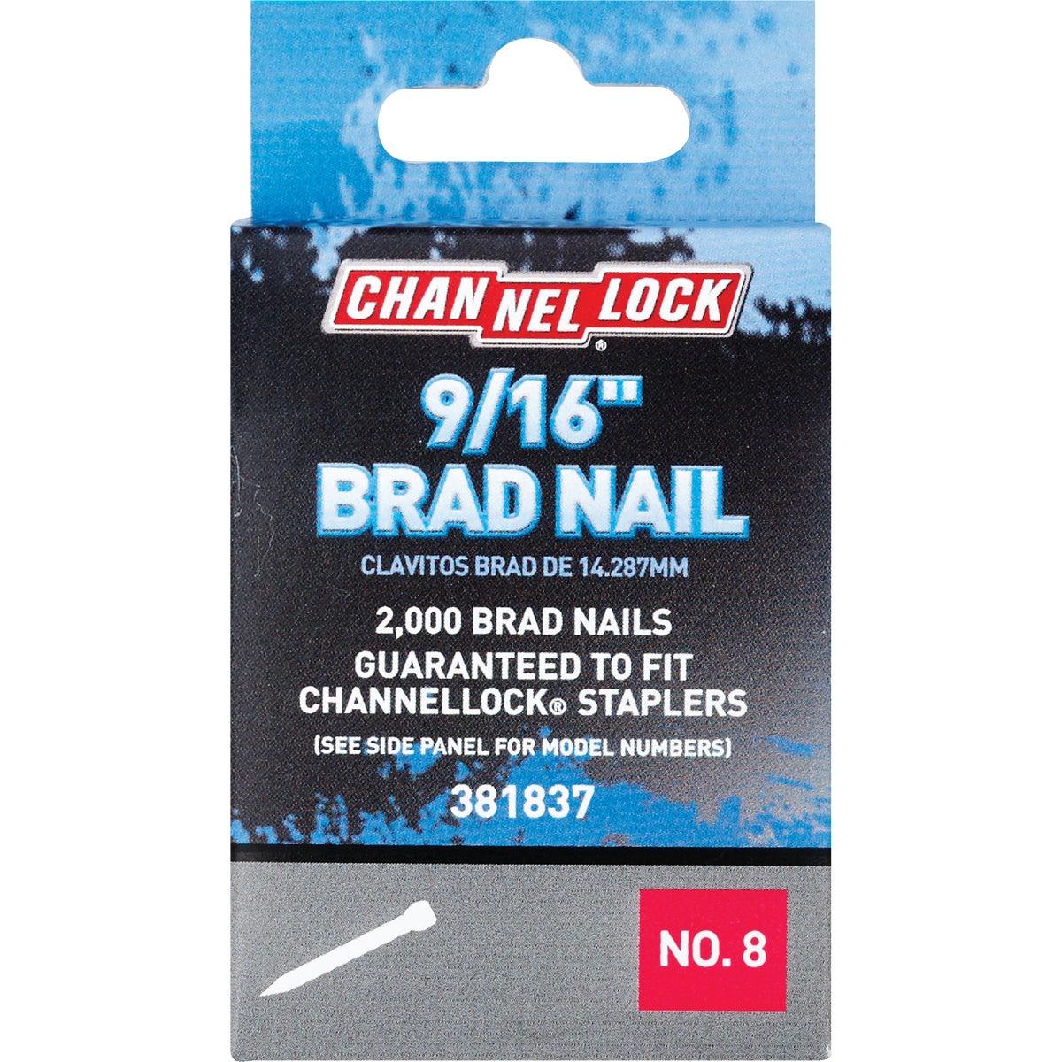 "9/16"" BRAD NAIL"