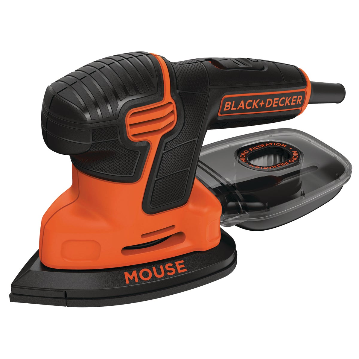 MOUSE POLISHER & SANDER - MS800B by Black & Decker