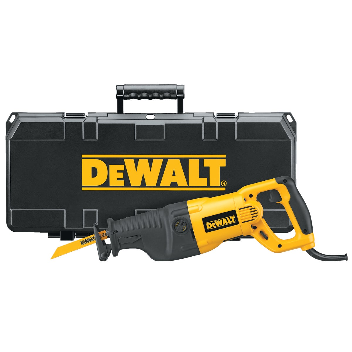13.0A RECIPROCATING SAW - DW311K by DeWalt