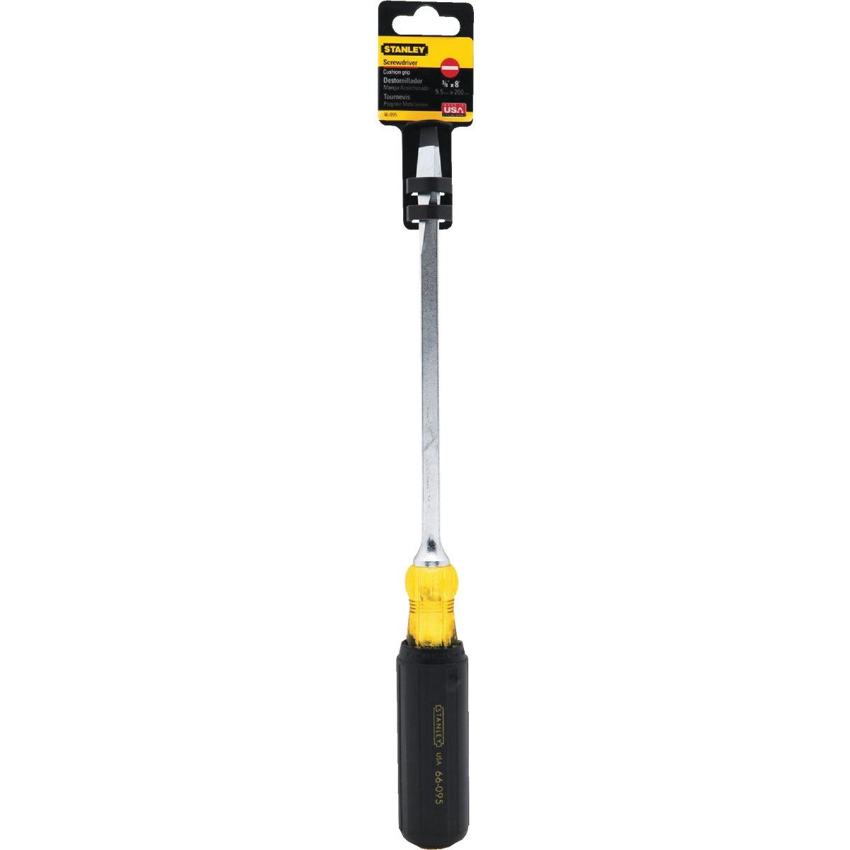 "8"" SLOTTED SCREWDRIVER"