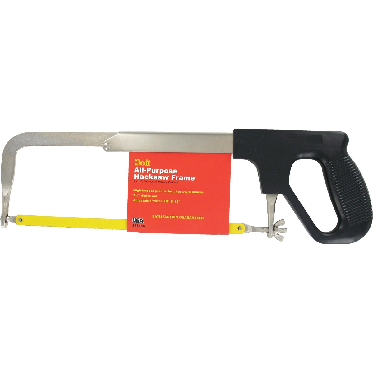 ALL PURPOSE HACKSAW - 386456 by Starrett L S Co
