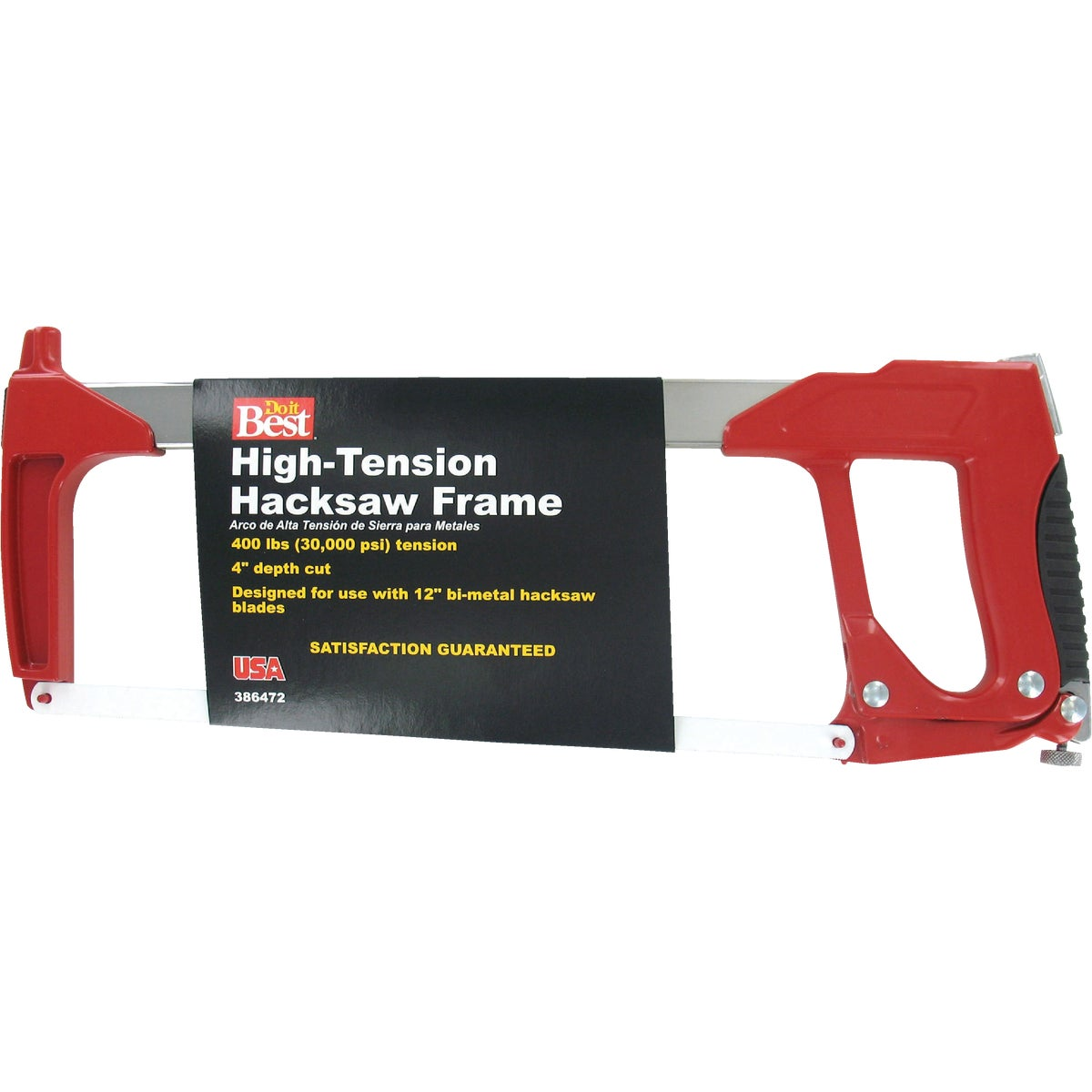 HIGH TENSION HACKSAW
