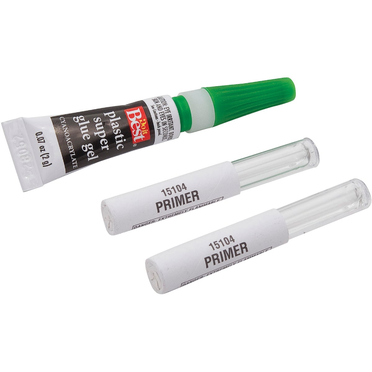 2GM PLASTIC SUPER GLUE - 386855 by Pacer Technology