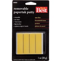 Power Poxy 1OZ PAPERTAK PUTTY 386863