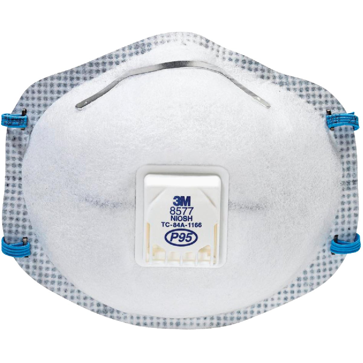 10PK DUST RESPIRATOR - 8577 by 3m Co