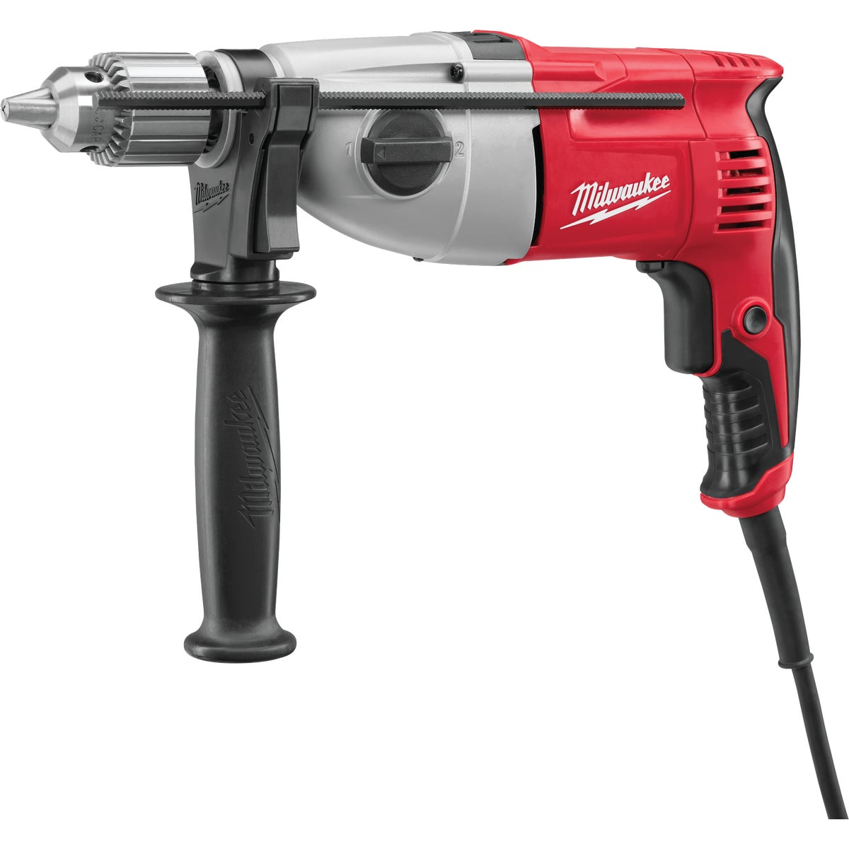 "1/2"" HAMMER DRILL - 537821 by Milwaukee Elec Tool"