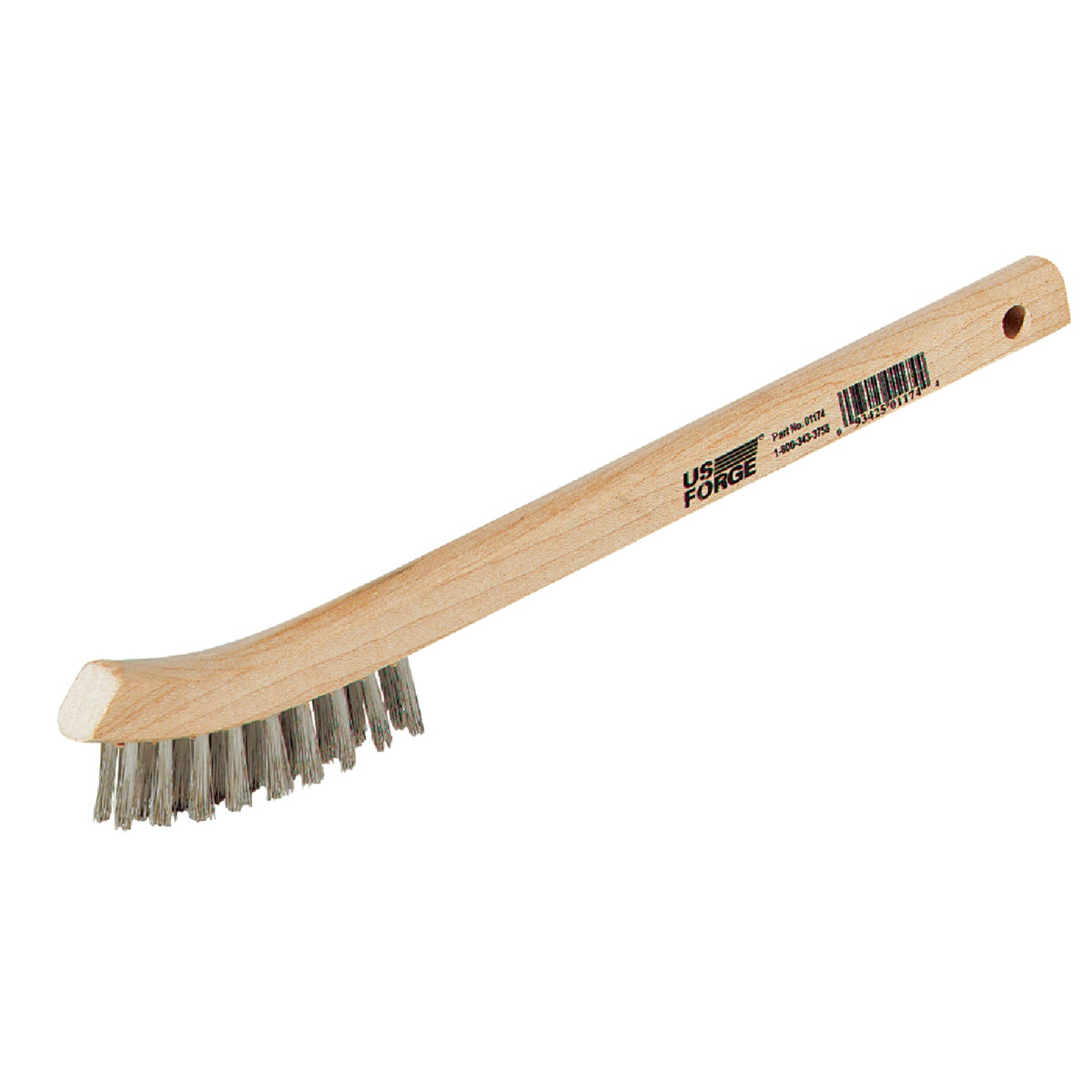 Forney Industries STAINLESS STEEL BRUSH 70506