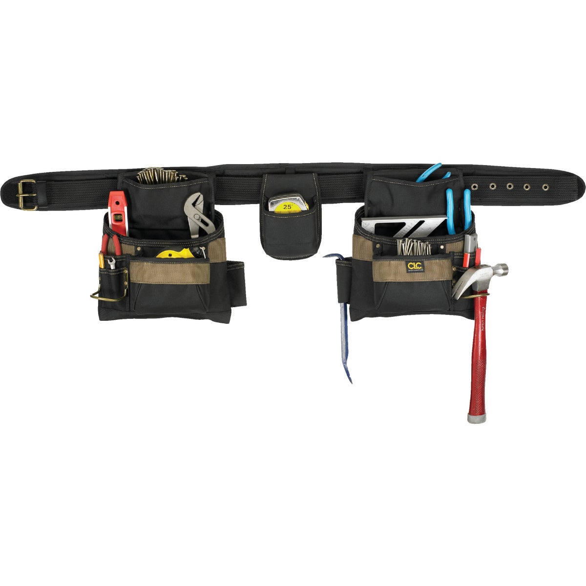 17-POCKET POLY APRON - 1604 by Custom Leathercraft