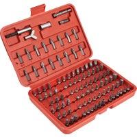 Best Way Tools 100-Piece Screwdriver Bit Set, 24380