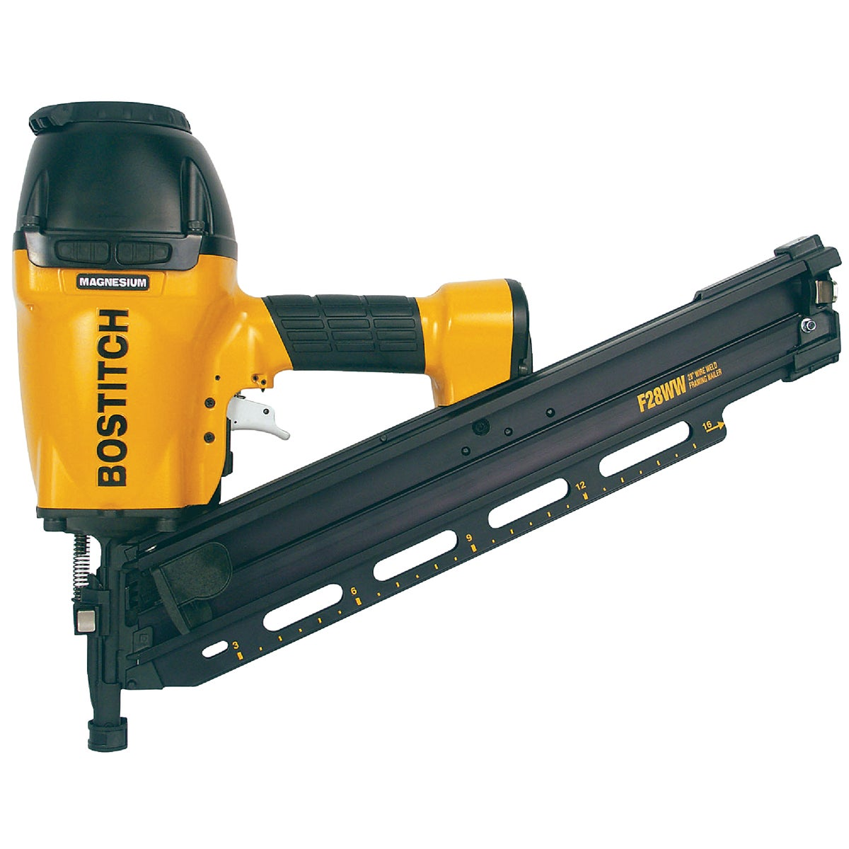 STICK FRAMING NAILER - F28WW by Stanley Bostitch