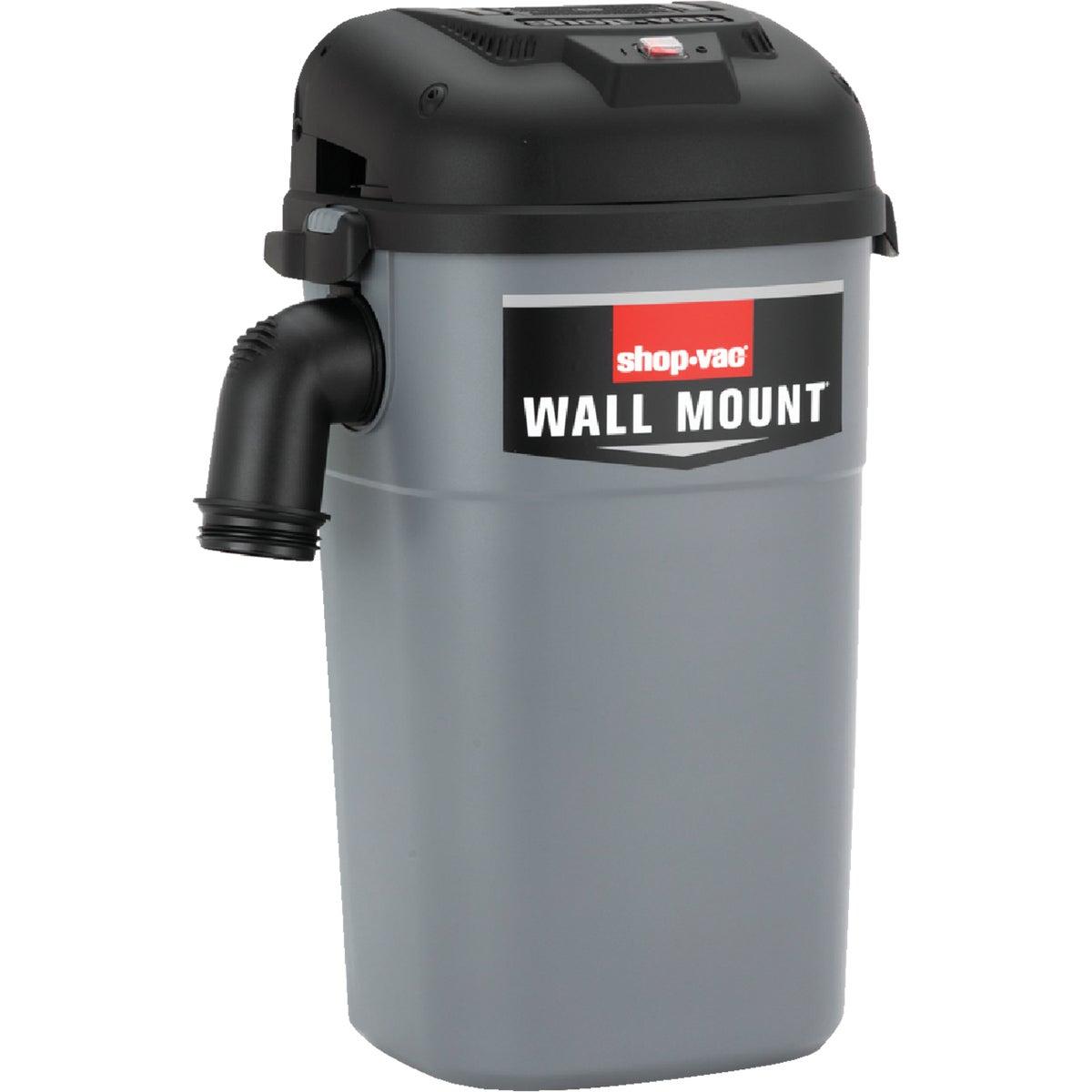 Shop Vac Wall-Mount 5 Gal. Wet/Dry Vacuum, 3941000