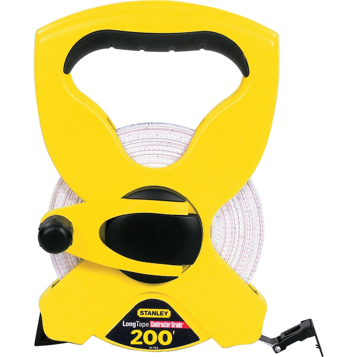 """1/2""""X200' OPEN TAPE REEL - 34-793 by Stanley Tools"""