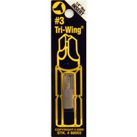 Best Way Tools #3 TRI WING SECURITY BIT 88002