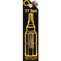 Best Way Tools T7 TORX SECURITY BIT 86191