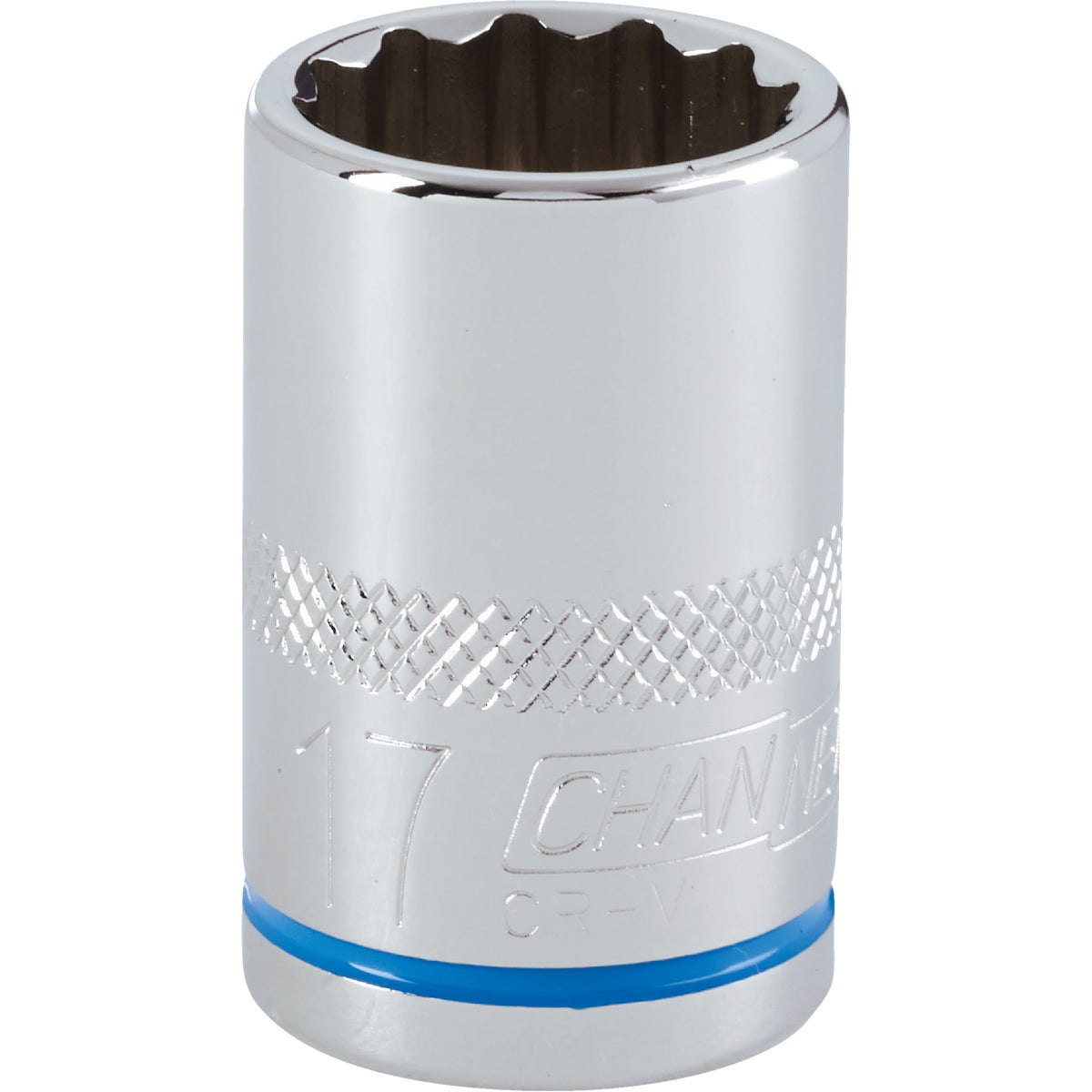 17MM 1/2 DRIVE SOCKET - 397679 by Do it Best
