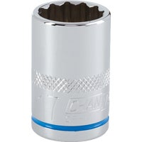 DIB Tool Imports 17MM 1/2 DRIVE SOCKET 397679