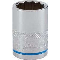DIB Tool Imports 18MM 1/2 DRIVE SOCKET 397687