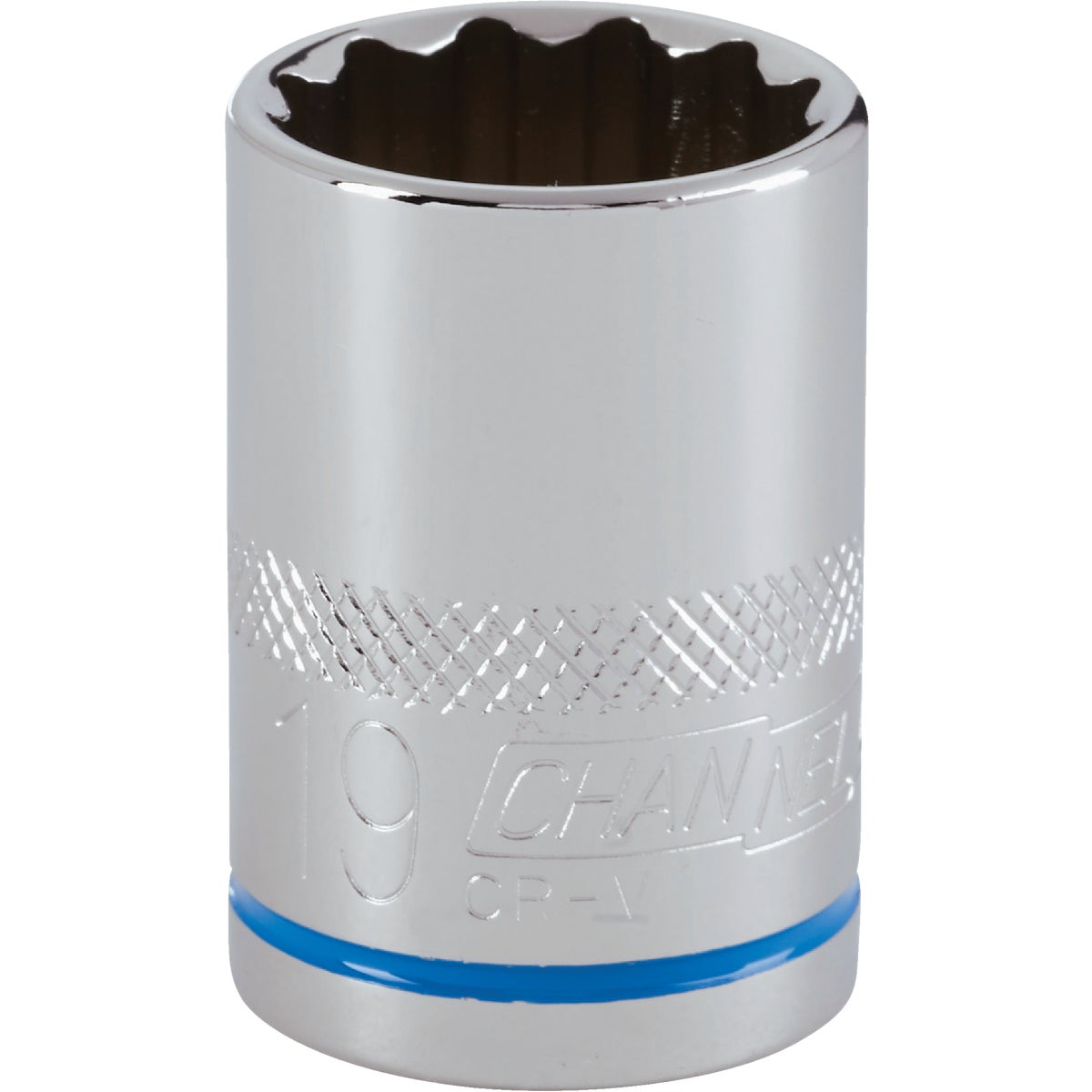 19MM 1/2 DRIVE SOCKET - 397695 by Danaher Tool Ltd