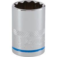 DIB Tool Imports 19MM 1/2 DRIVE SOCKET 397695
