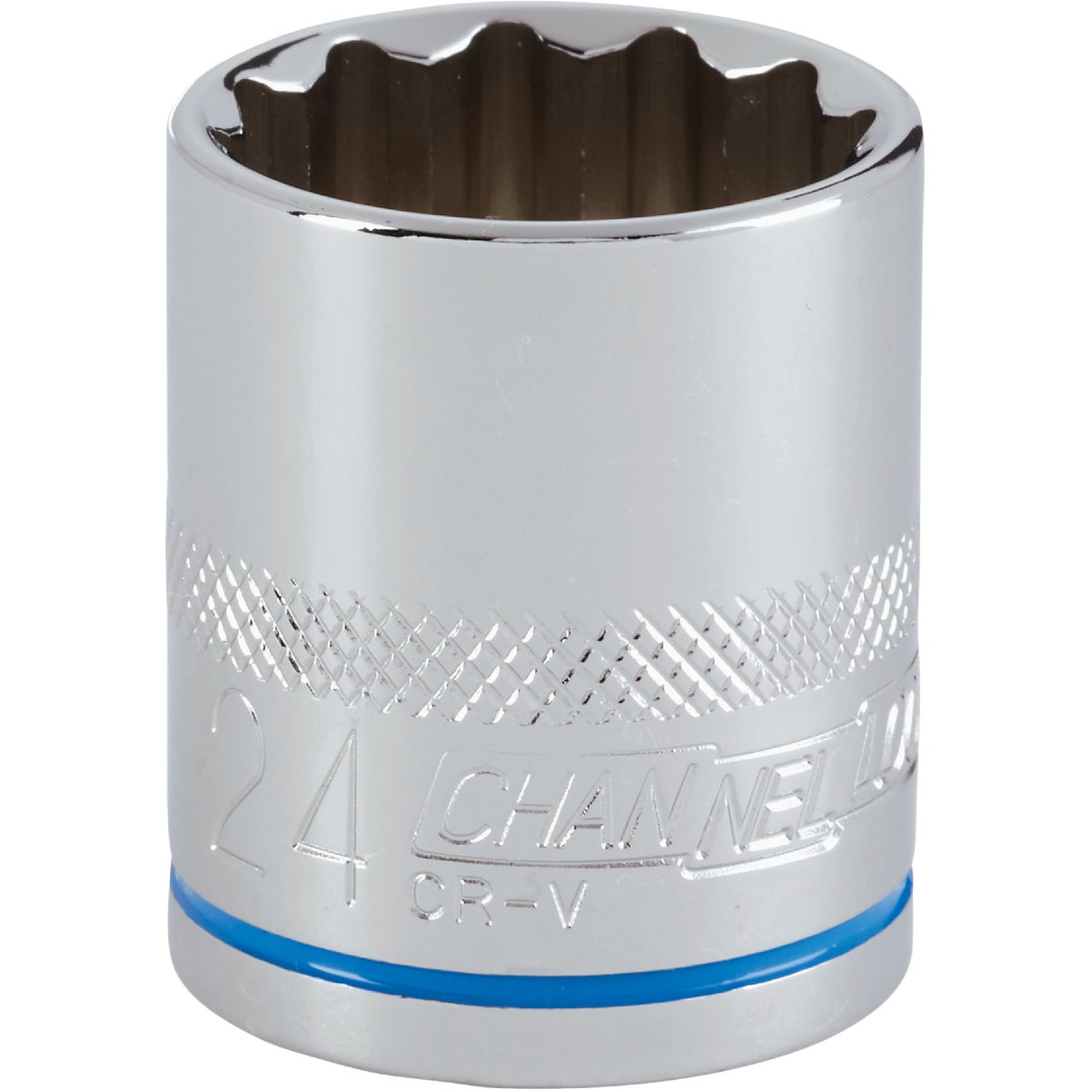 24MM 1/2 DRIVE SOCKET - 397741 by Danaher Tool Ltd