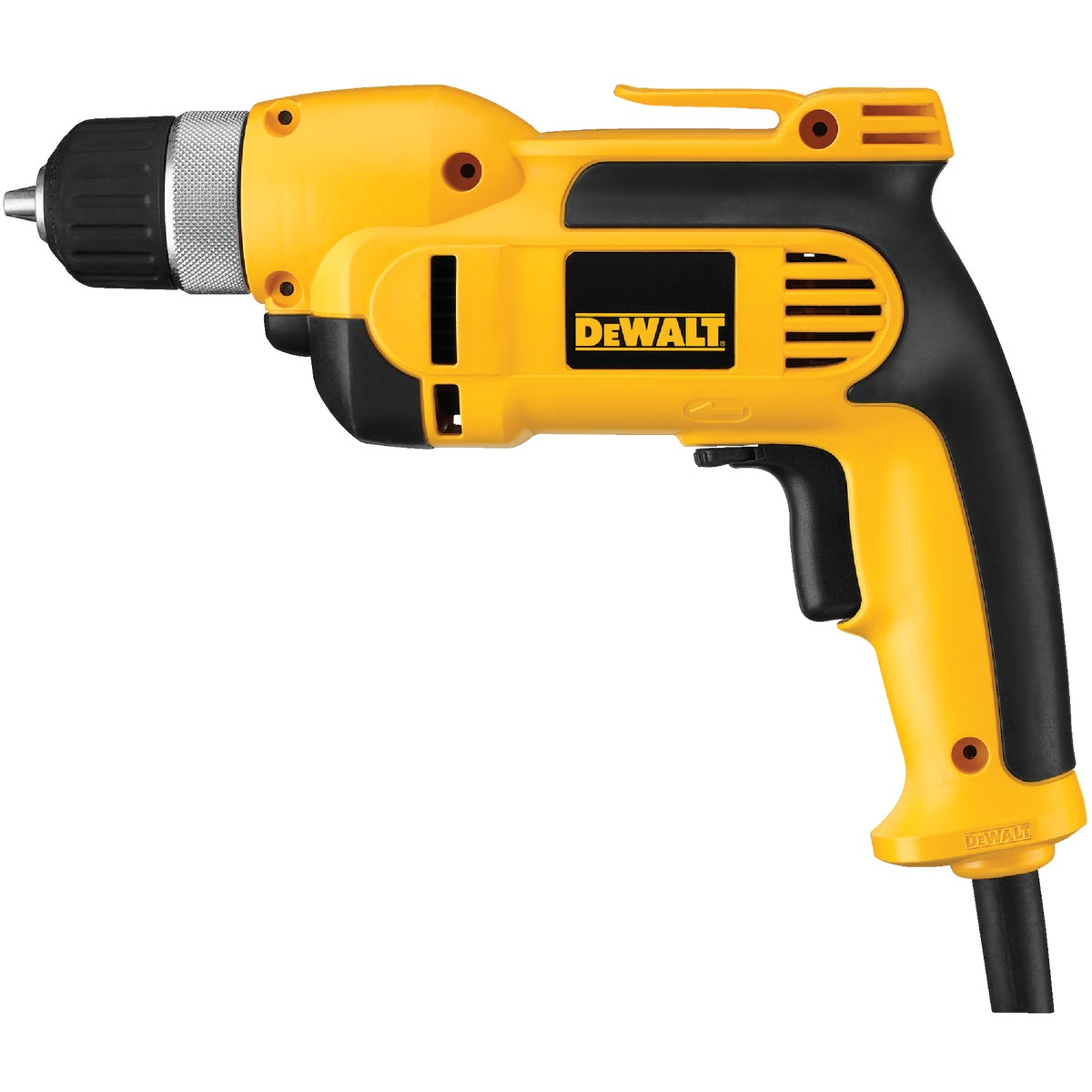 "7A 3/8"" VSR DRILL W/BOX - DWD110K by DeWalt"