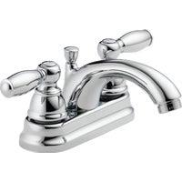 2H Ch Lav Faucet W/Popup
