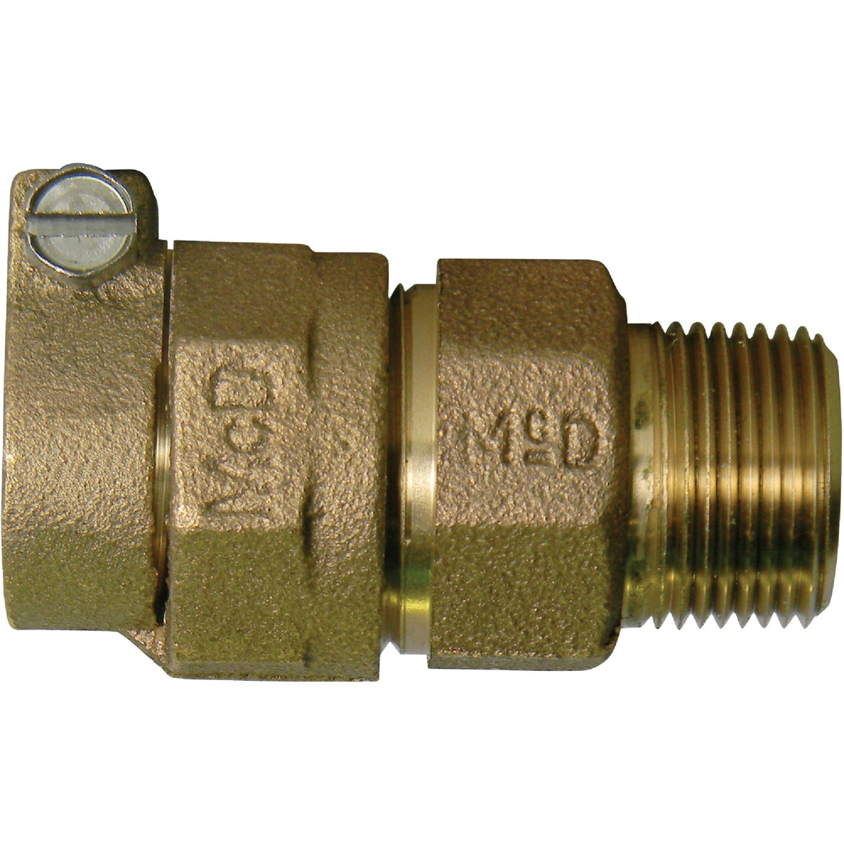 "1"" ADAPTER CTS X MIP - 74753-22 by A Y Mcdonald Mfg Co"