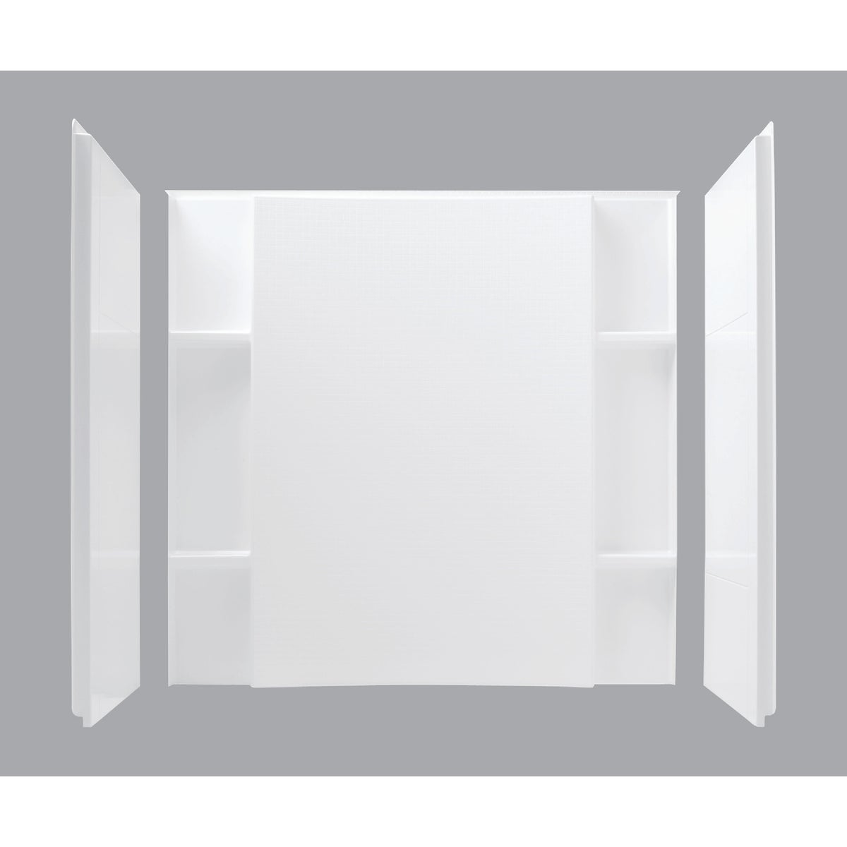 """48"""" SEATED SHOWER WALLS - 72284100-0 by Sterling Pbg/vikrell"""