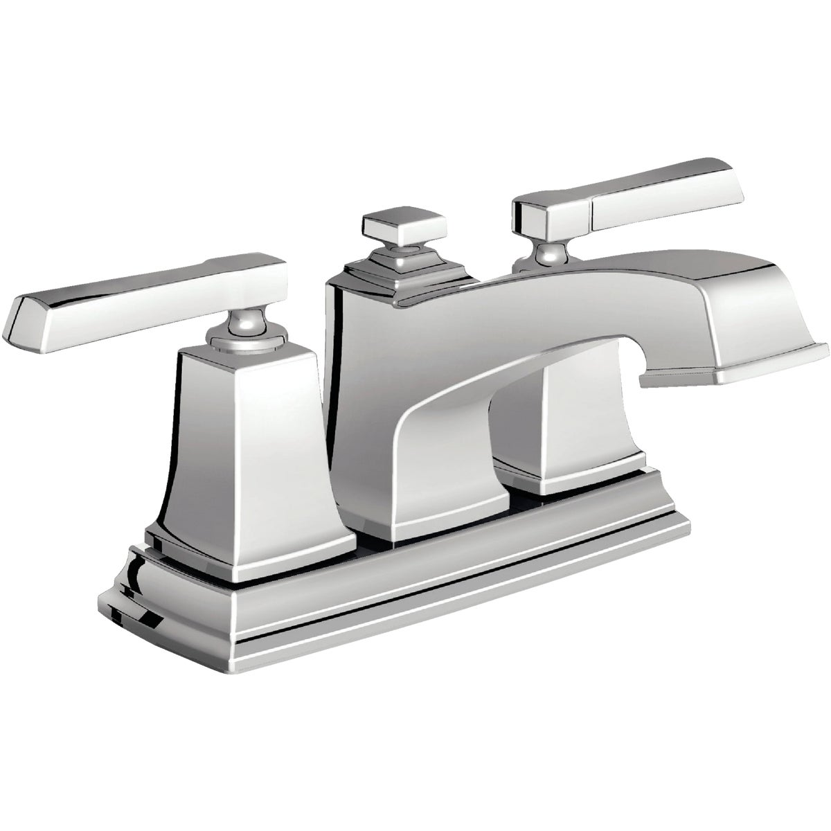 2H CHROME LAV FAUCET - 84800 by Moen Inc