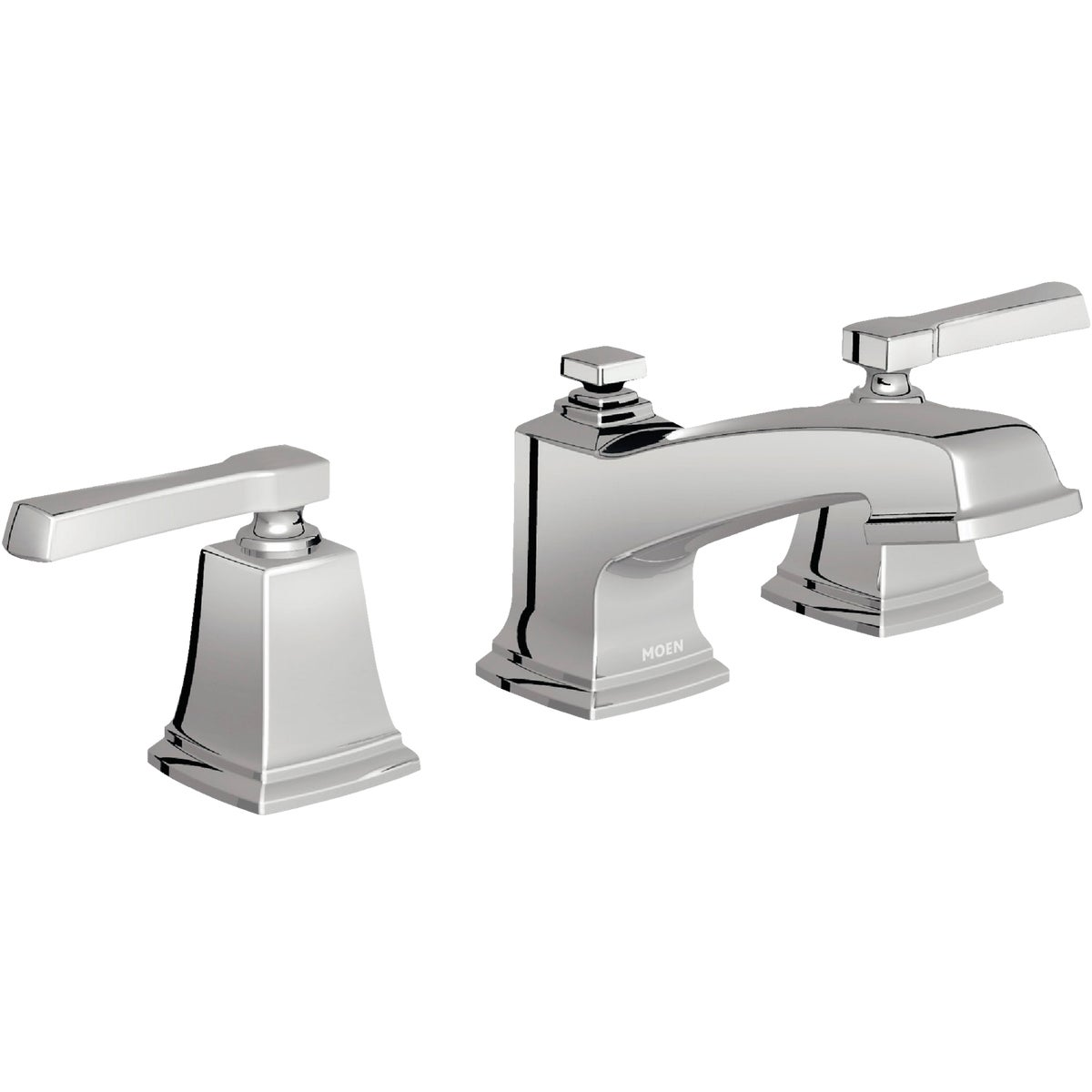 2H WS CHROME LAV FAUCET - 84820 by Moen Inc