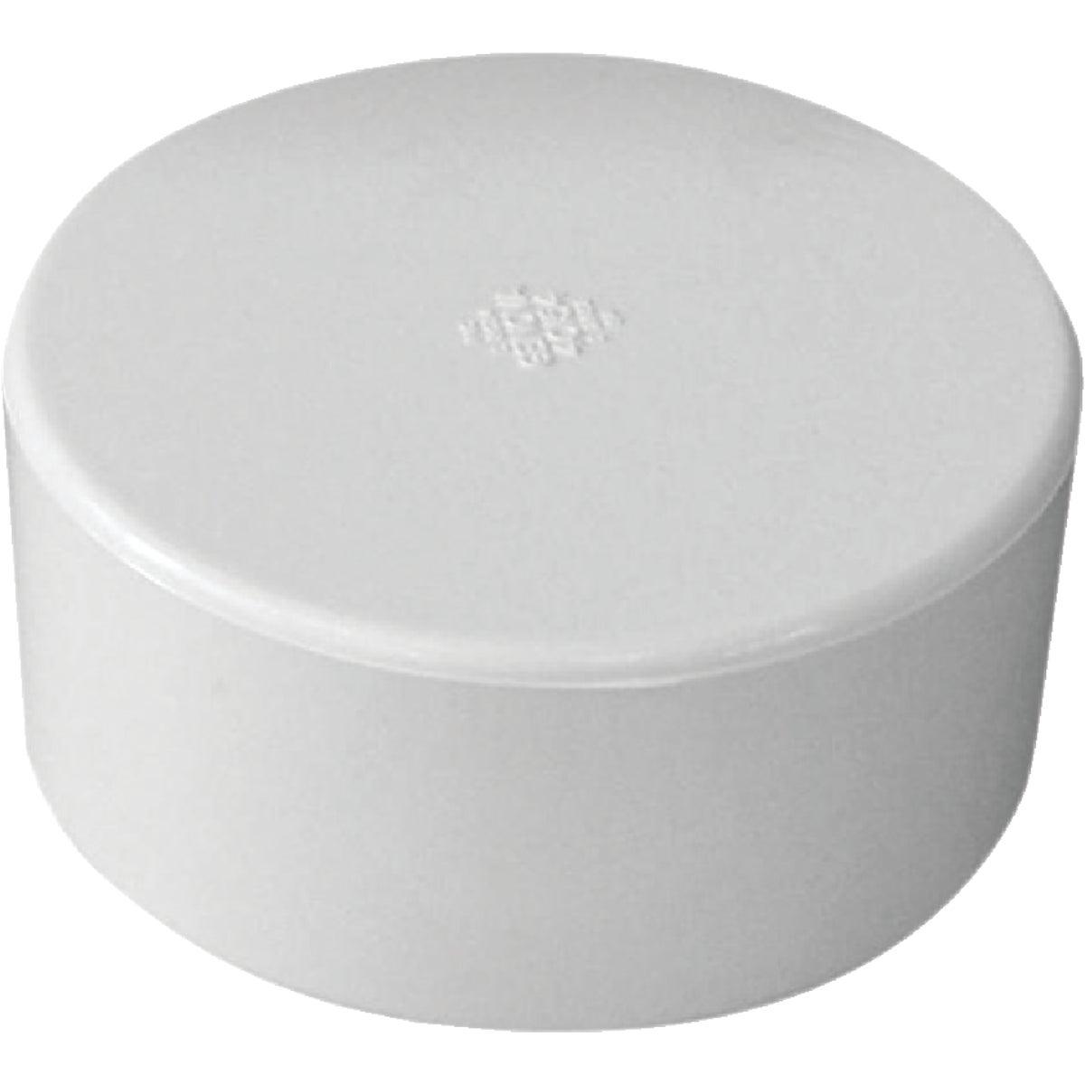 """3"""" S/D PVC CAP"""