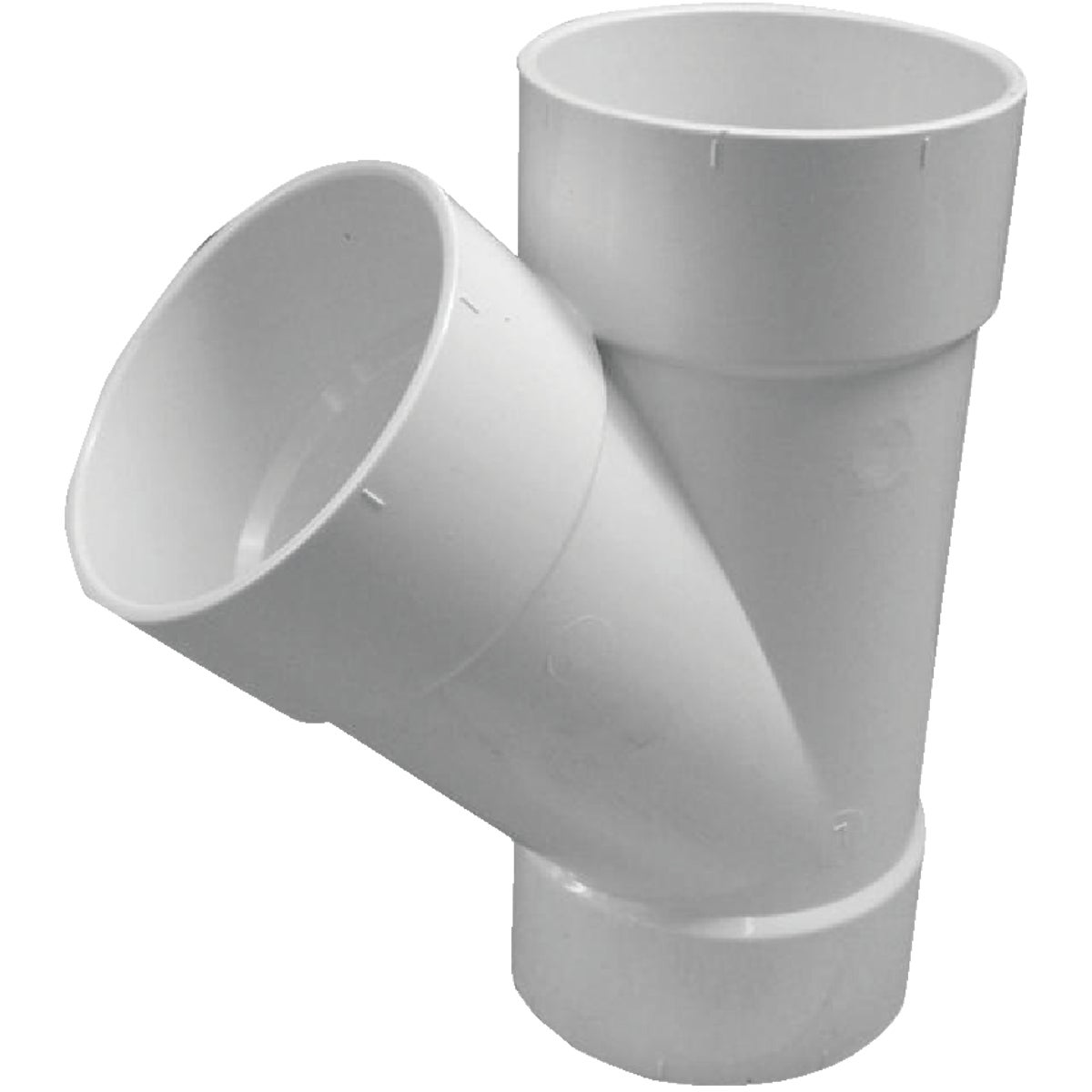 "3"" S/D PVC WYE - 41030 by Genova Inc"