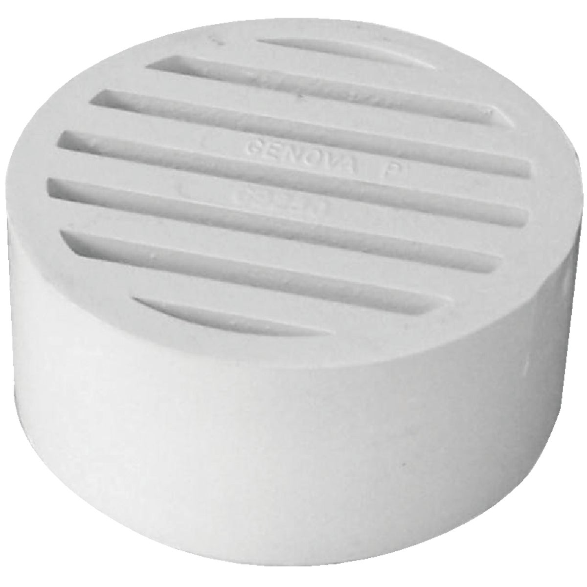 "3"" S/D PVC FLOR STRAINER - 49230 by Genova Inc"