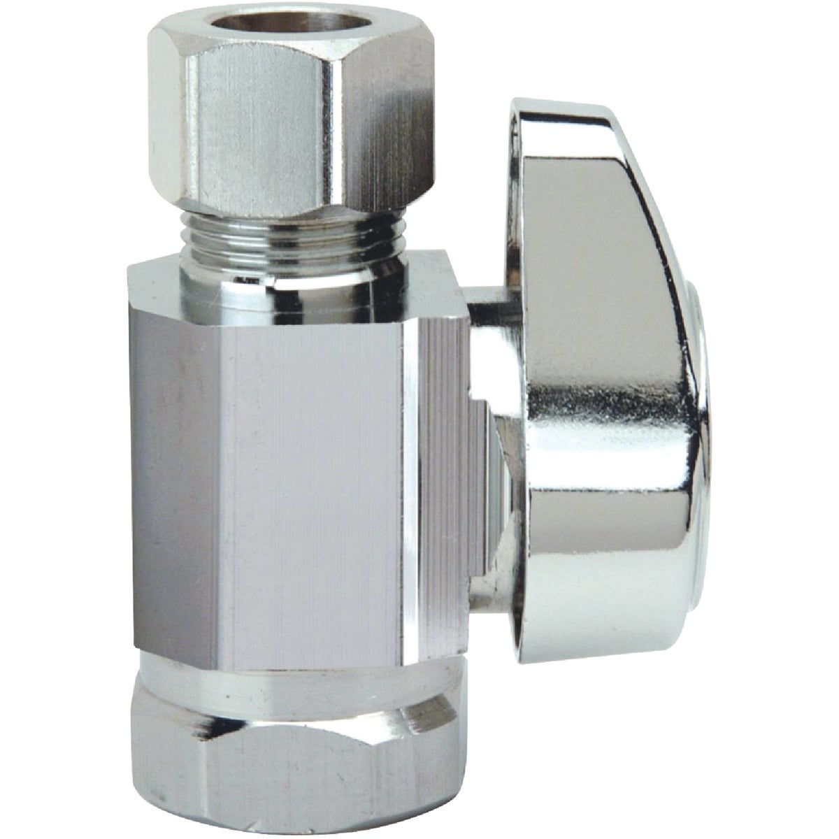 "3/8"" STRAIGHT VALVE - G2R10X C1 by Brass Craft"
