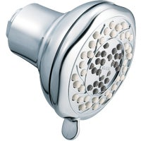 Chrome 3-Set Showerhead