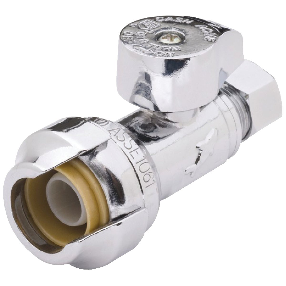 1/2X1/4 SHRK STR VALVE - 23337-0000LF by Cash Acme