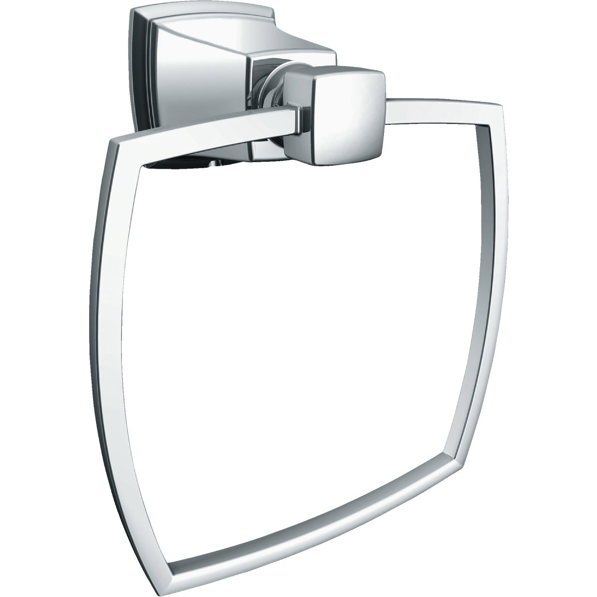 CHROME TOWEL RING - Y3286CH by C S I Donner