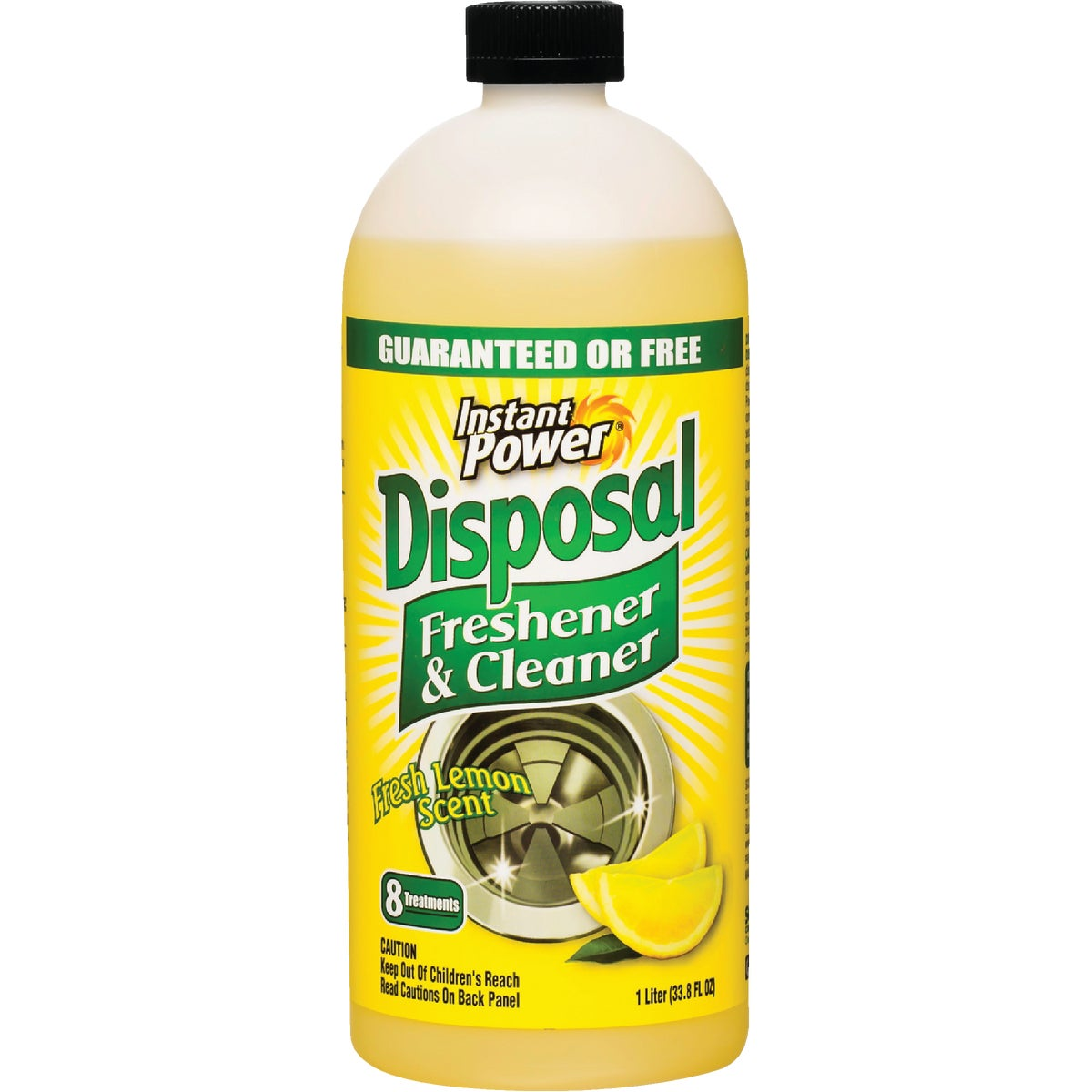 DISPOSER/DRAIN CLEANER