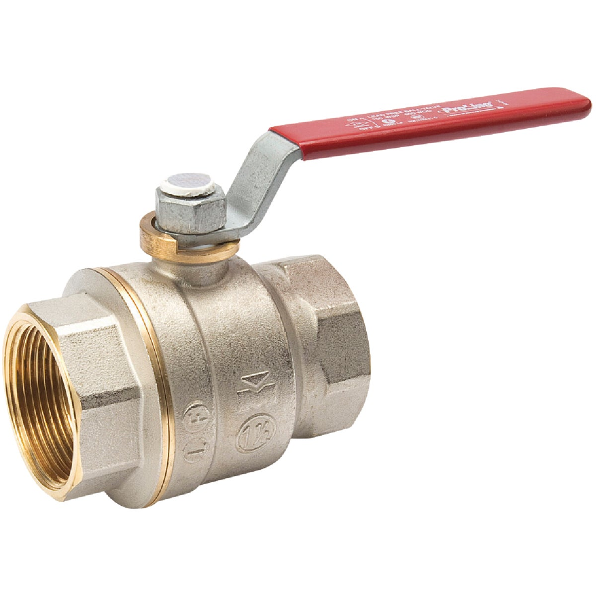 "1-1/2"" CHROME BALL VALVE - 107-007NL by Mueller B K"