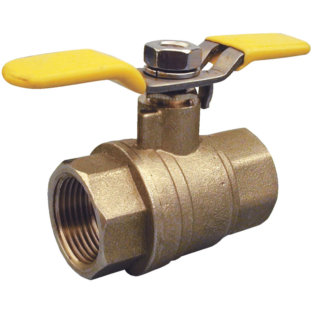 "1"" THREADED BALL VALVE - 107-825TNL by Mueller B K"