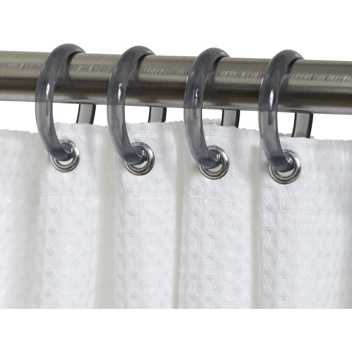 CHR SHOWER CURTAIN RING - H99SS by Zenith Prod Corp