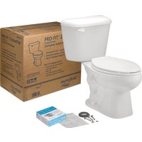 Mansfield Pro-Fit 2-128 Complete Toilet, 41350017