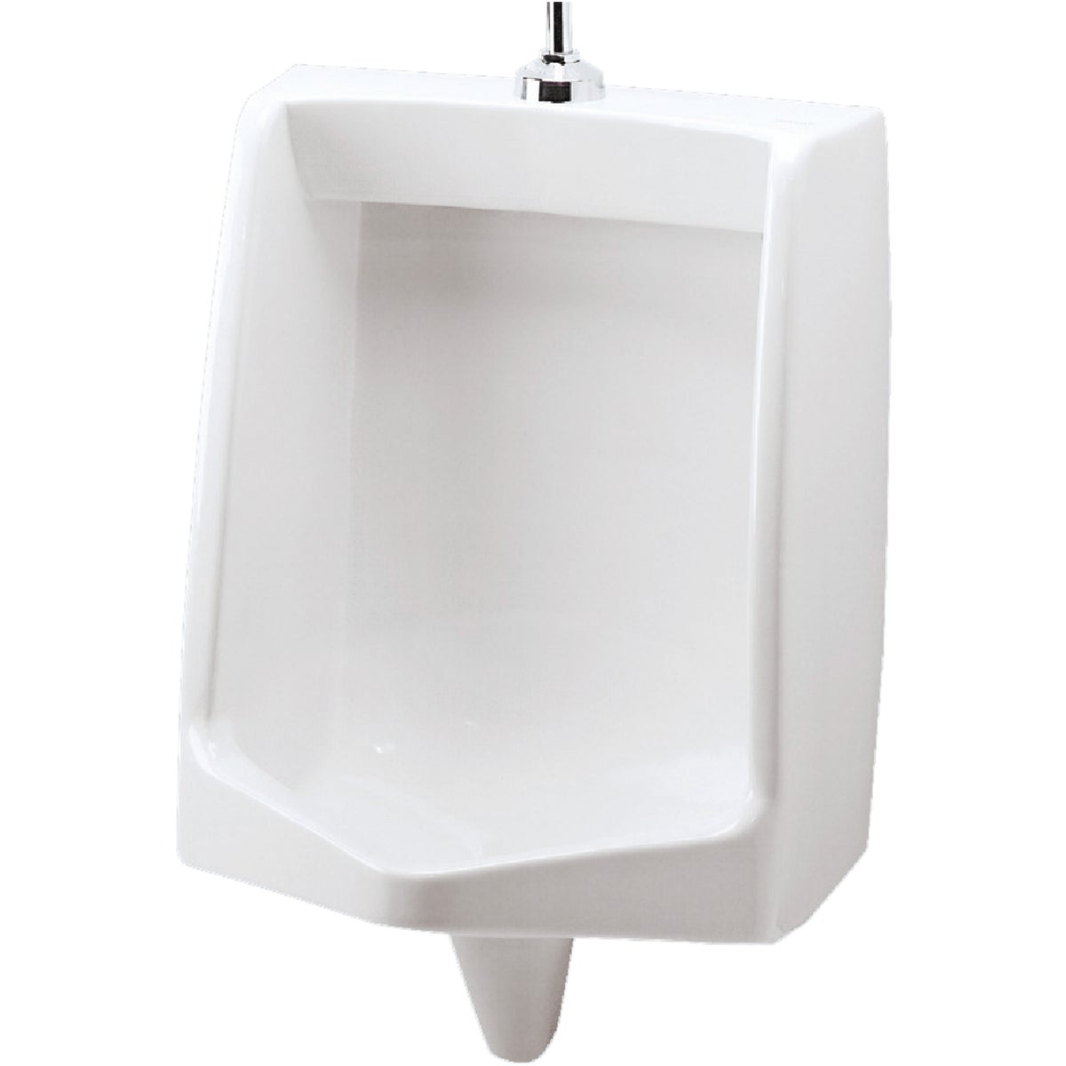 WHITE 0.5 GPF URINAL