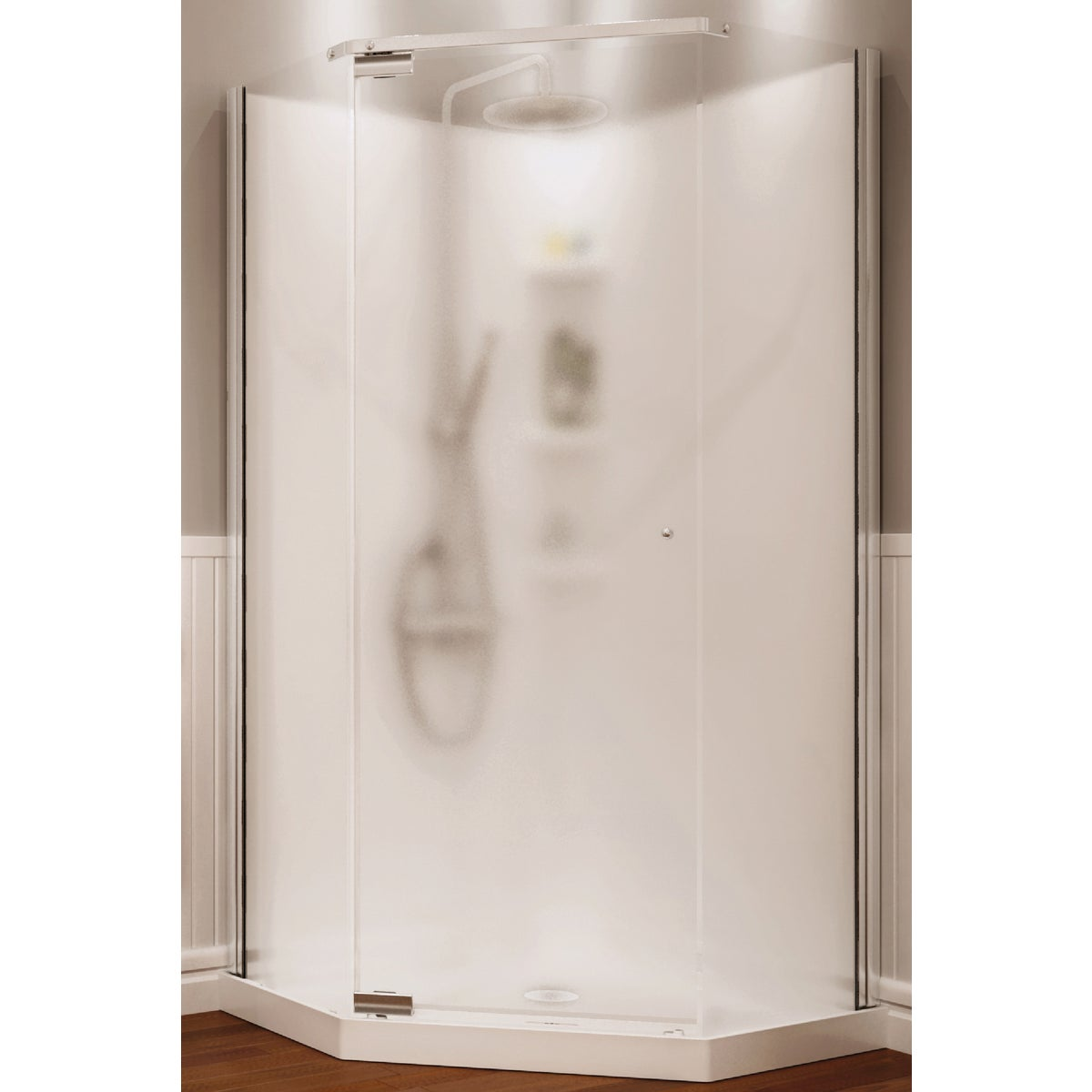 FRAMELESS NEO SHOWER - 105544-129 by Maax Bath
