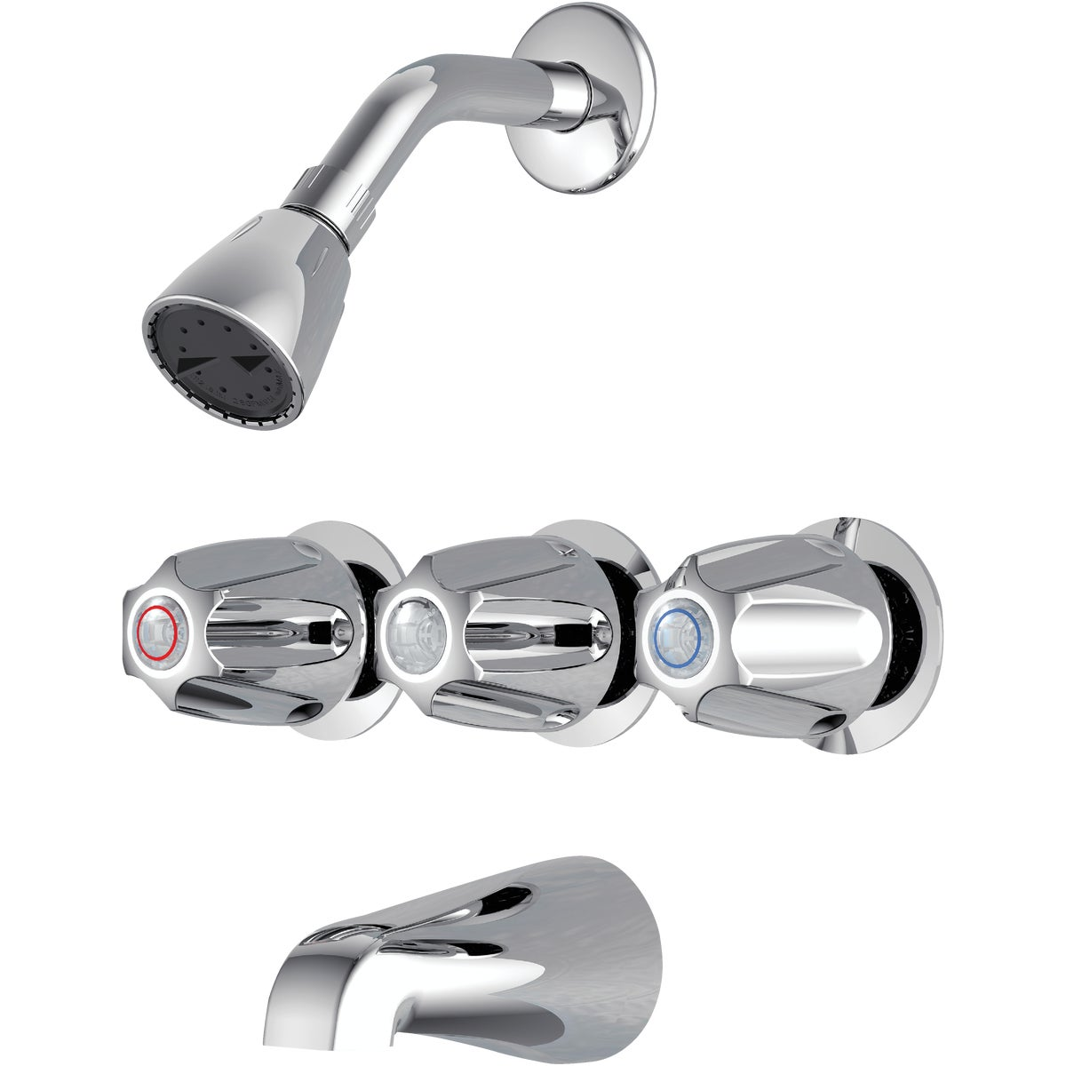 CHR TUB/SHOWER FAUCET - F30K1401CP-JPA3 by Globe Union