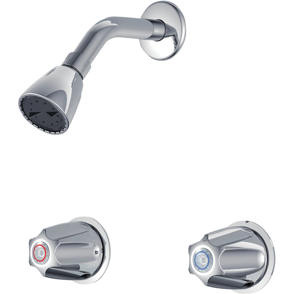 CHR SHOWER FAUCET - F20K1101CP-JPA3 by Globe Union