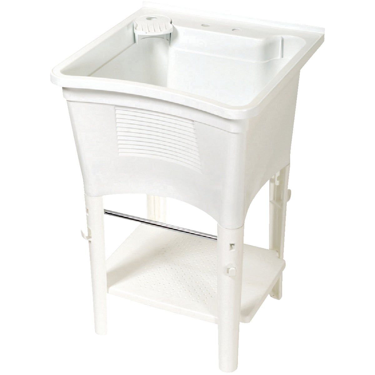 BASIC ERGO LAUNDRY TUB - LT2005W by Zenith Prod Corp